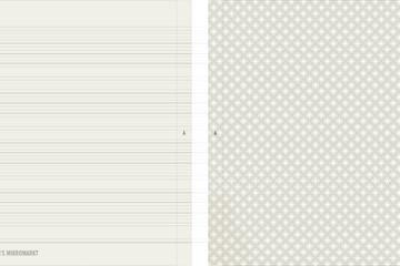 Sonderseite mit kleinen Taschen zum selber Ausdrucken und Einkleben oder Einheften ins Lily Lux Notizbuch